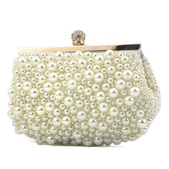 Elegant Pearl Clutches/Wristlets/Totes/Bridal Purse/Fashion Handbags/Makeup Bags/Luxury Clutches (012141834)