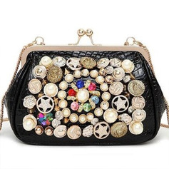 Unique/Bright/Attractive/Special PU Clutches/Evening Bags