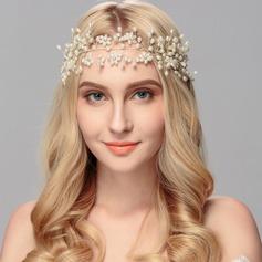Красивая Перлы ложный ободки