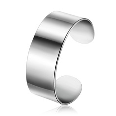 Chic Titanium Staal Dames Fashion Armbanden