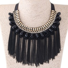 Beautiful Alloy Cloth Women's Fashion Necklace (Sold in a single piece)