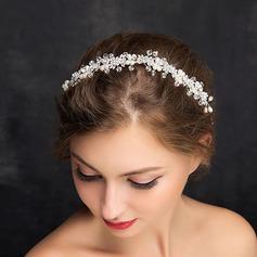 Ladies Eye-catching Rhinestone/Alloy Headbands
