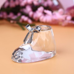 Choice Crystal Baby Shoe (Sold in a single piece)
