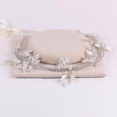 Damen Elegant Strass/Legierung Stirnbänder mit Strass (In Einem Stück Verkauft)