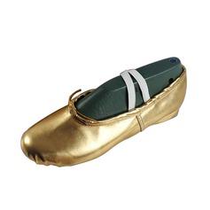 Crianças Couro Sem salto Balé Dança do ventre Sapatos de dança