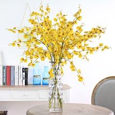 Jolie Soie artificielle Bouquets de mariée/Décorations/Fleurs à la Tableau de Mariage ( ensemble de 6) -