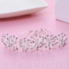 Ladies Beautiful Alloy Hairpins (Set of 6)
