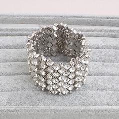 Brillant Strass Dames Bracelets