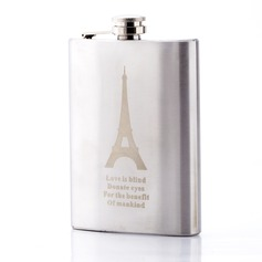 Personalized Eiffel Tower Design Stainless Steel 224ml(8-oz)