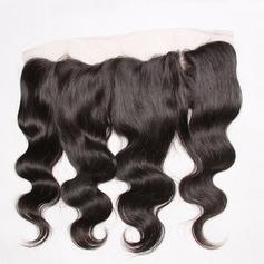 """13""""*4"""" 6A Corps les cheveux humains Fermeture (Vendu en une seule pièce)"""