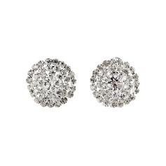 Unique Alloy/Rhinestones Ladies' Earrings