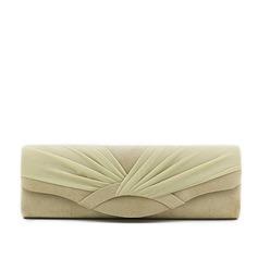 Elegant Velvet/Chiffon Clutches