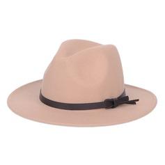 Unisexe Spécial Feutre Chapeau Fedora