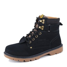 Men's Leatherette Snow Boats Casual Men's Boots
