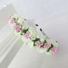 Gorgeous Round Headdress Flower (Sold in a single piece) - Headdress Flower