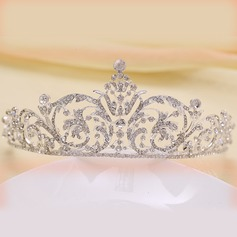 Style Classique Strass Tiaras