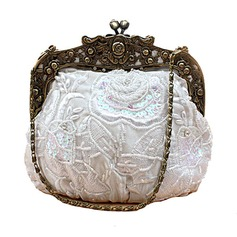 Gorgeous Polyester/Beading Clutches