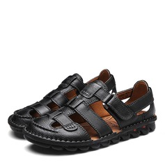 Men's Real Leather Casual Men's Sandals (262172128)