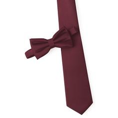 Stile classico Cravatta Papillon raso