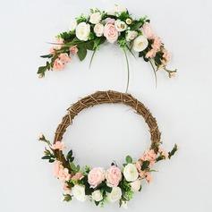 """Klassisk stil/Nice/Blomma mallen """"Härlig Blomma"""" Siden blomma Konstgjorda Blommor (Säljs i ett enda stycke)"""