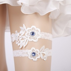 Bridal/Feminine Elegant Lace Garters (set Of 2)