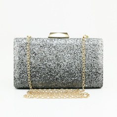 Elegant Sequin Clutches/Satchel
