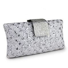 Charming Sequin Clutches/Wristlets