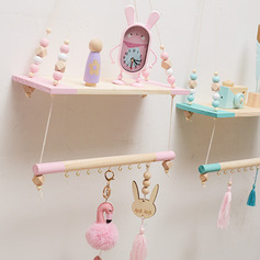 lovely puinen Storage & Organization