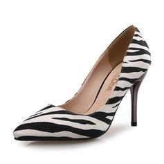 De mujer Tacón stilettos Salón con Estampado de animales zapatos