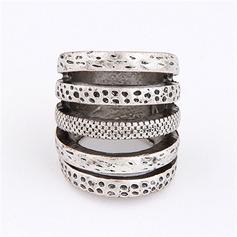 стильный сплав женские кольца способа