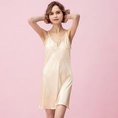 Атлас Свадебная/женственный пижама