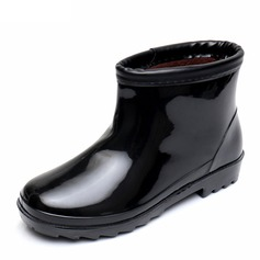 Men's PVC Rain Boats Casual Men's Boots (261172560)