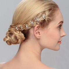 Exquisite Liga Grampos de cabelo (Conjunto de 6)