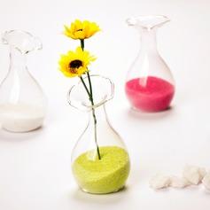 прекрасный стекло ваза (Продается в виде единой детали)