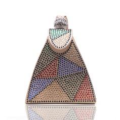Unique Cristal / Strass Pochettes