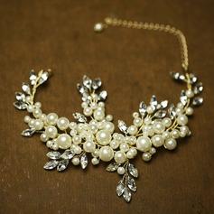 Gorgeous Pärla/Strass Damer' Armband