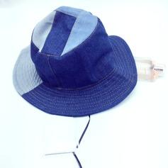 женские Мода/Гламурный/Классический хлопок флоппи-Шляпа