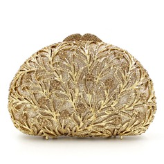 Gorgeous Crystal/ Rhinestone/Alloy Clutches/Luxury Clutches