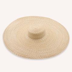 Bayanlar Hottest/Artistik Rattan Straw Hasır Şapka/Kentucky Derby Şapkaları