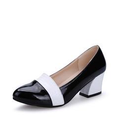 Mulheres Couro Tênnis Tênnis Sapatos de dança