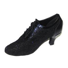 Femmes Dentelle Escarpins Swing avec Dentelle Chaussures de danse