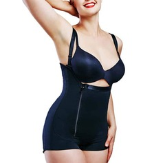 Polyester/Cotton/Chinlon Adjustable Straps Shapewear
