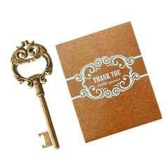 Key to My Heart Antique Bottle Opener (Sold in a single piece)