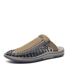 Мужская ткань вскользь Men's Sandals