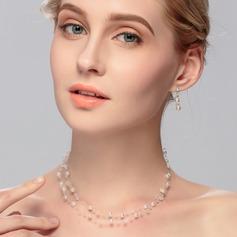 Charme Liga Mulheres/Senhoras Conjuntos de jóias