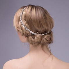 Stylish Rhinestone/Alloy Headbands (042101320)