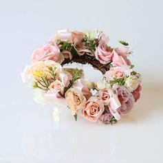 Style Classique/Gentil Charmant/Beau Fleurs Artificielles Ornements de mariage
