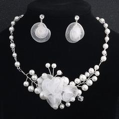 Élégante De faux pearl avec De faux pearl Dames Parures