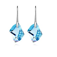 Beautiful Alloy/Crystal Ladies' Earrings