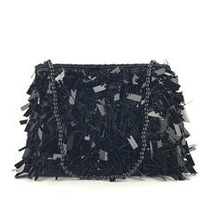 Unique Sequin Clutches